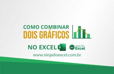 Como combinar 2 Gráficos no Excel (Passo a Passo)