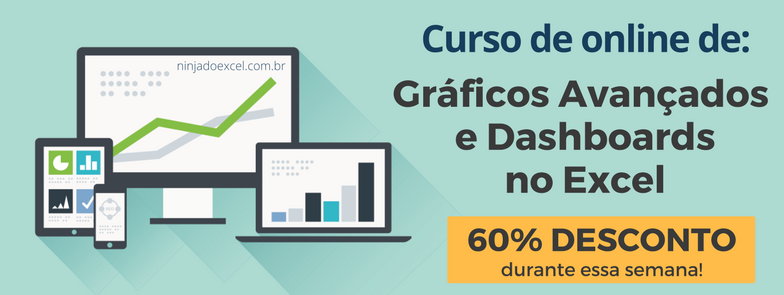 curso dashborads no excel