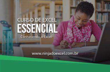 Curso Excel 2016 | Ninja do Excel