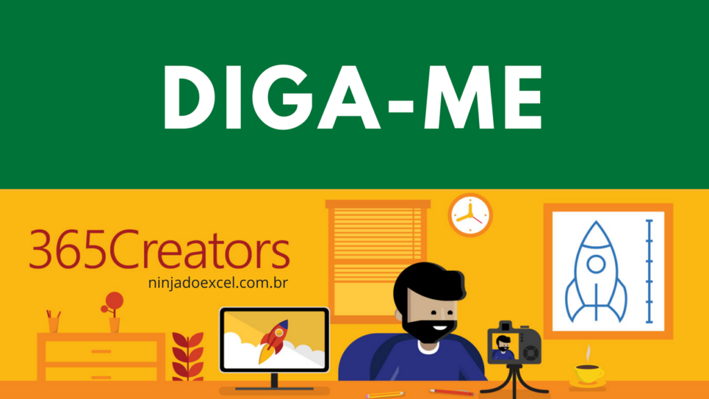 diga-me no office excel word powerpoint