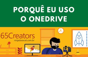 OneDrive: Porque eu uso e você também deveria usar