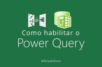 Como Instalar o Power Query no Excel