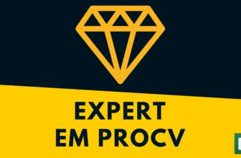 4 aulas que vão te tornar Expert em PROCV