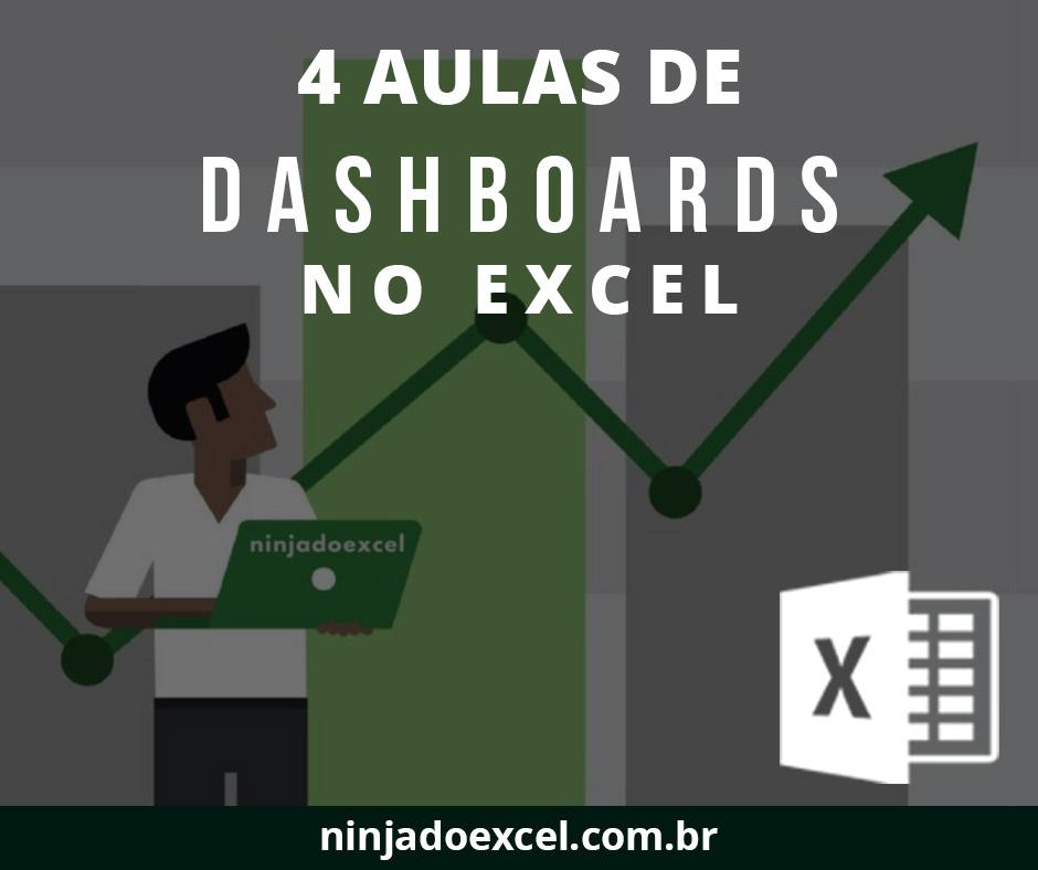curso Dashboards no Excel