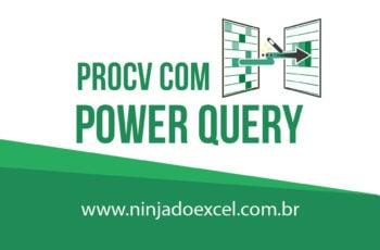 [Power Query] Fazendo PROCV com Power Query
