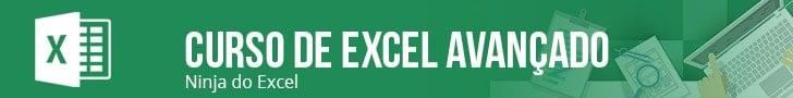 Curso de Excel Avançado Ninja do Excel