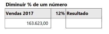 Como Calcular Porcentagem no Excel