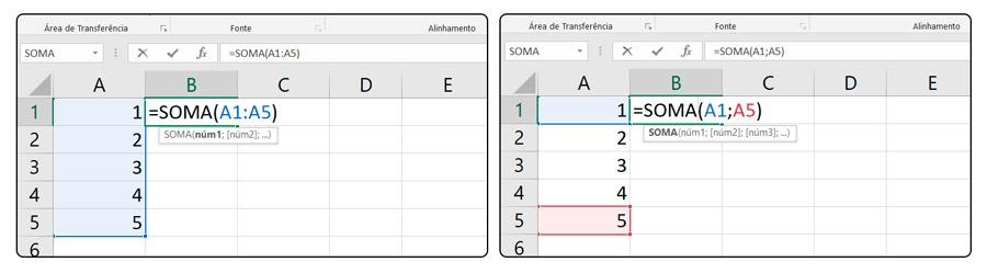Erros Comuns ao Criar Fórmulas no Excel