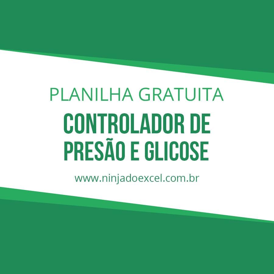 Modelo de planilha gratuita - Ninja do Excel