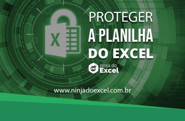 Como Proteger Planilha do Excel