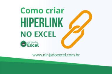 Como criar Hiperlink no Excel