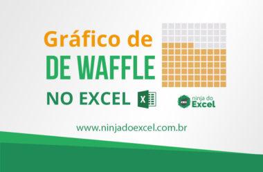 Como criar um gráfico de Waffle no Excel