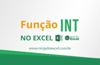 INT (Função INT) no Excel