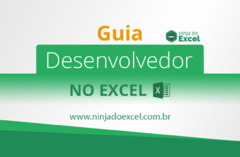 Como habilitar a guia Desenvolvedor no Excel