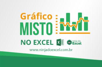 Gráfico Misto Excel