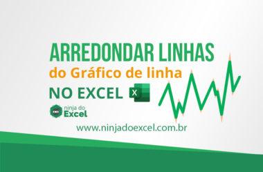 Como arredondar a linha dos gráficos de linha no Excel – É mais fácil do que parece