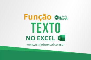 Função Texto no Excel