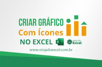 Criar gráfico com ícones no Excel