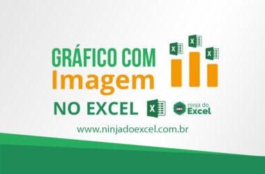 Gráfico com imagem no Excel