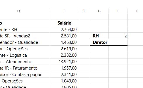 Resutlado Caracteres Curinga no Excel ASTERISCO