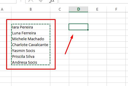Selecionando dados para Iara Pereira