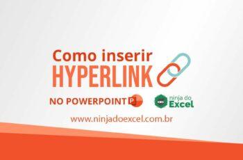 Aumente a interaração usando hiperlink no PowerPoint