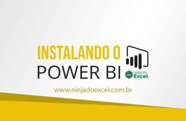 Como Instalar o Power BI