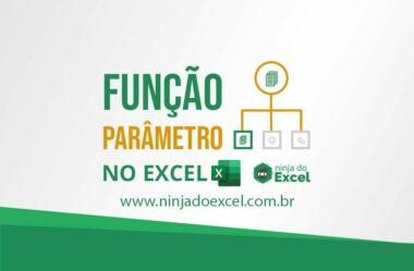 Função PARÂMETRO no Excel