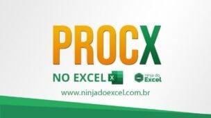 PROCX Excel aula