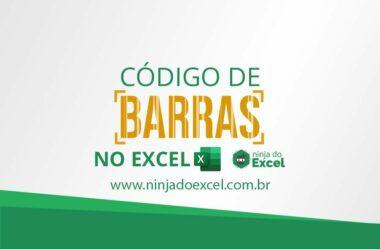 Código de Barras no Excel