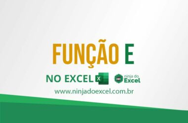 Função E no Excel