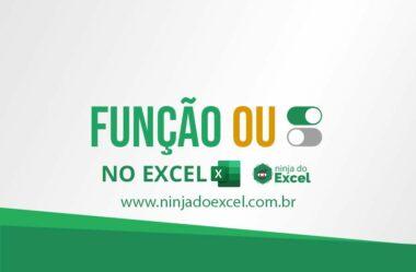 Função OU no Excel