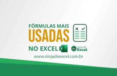 Quais são as Funções mais Usadas no Excel