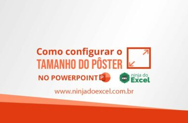 Como Configurar o Tamanho do Pôster no Power Point