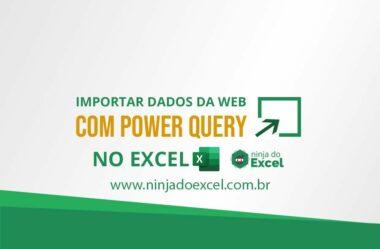 Importar dados da Web com Power BI