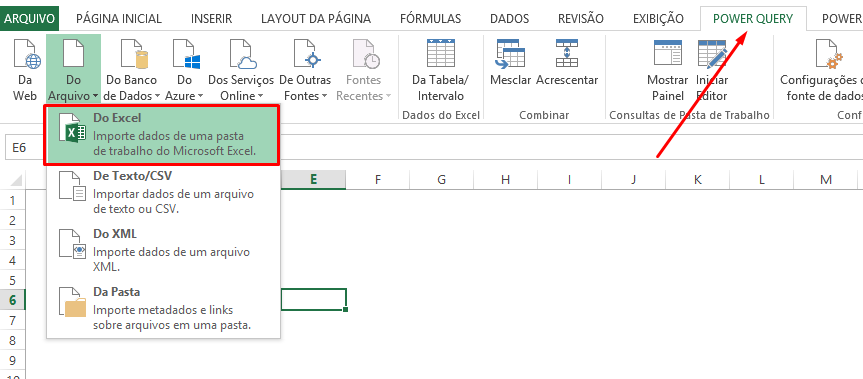 Buscando base para juntar duas tabelas dinâmicas no Excel