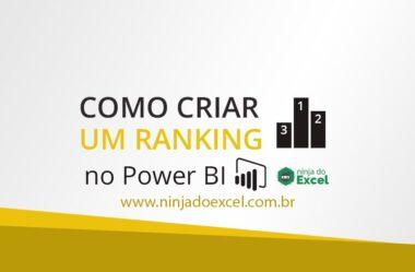 Como Criar um Ranking no Power BI