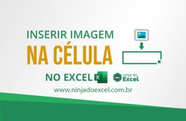 Como inserir Imagem em uma Célula no Excel?
