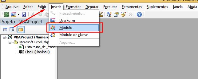 Criando módulo para Números escritos por extenso no Excel