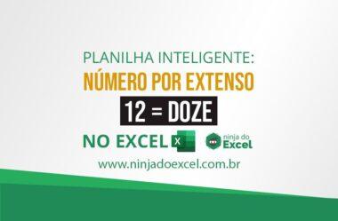 Números Escritos por Extenso no Excel